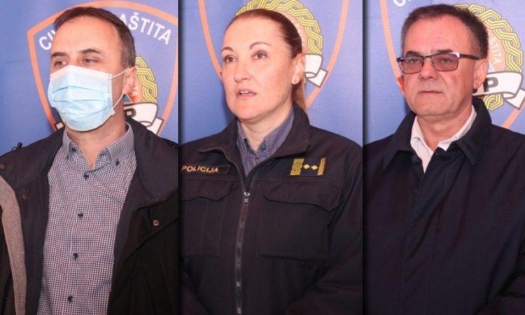 NOVI SLUČAJEVI OBOLJENJA OD COVIDA-19 Oboljele dvije osobe, povratnici s terenskog rada iz Švedske