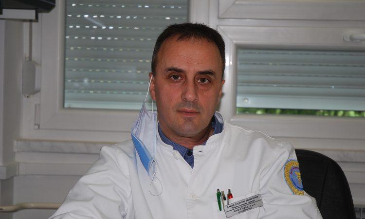 "EPIDEMIOLOG DR. ANTE VITALIA: ""Ostanite oprezni, nije gotovo"""