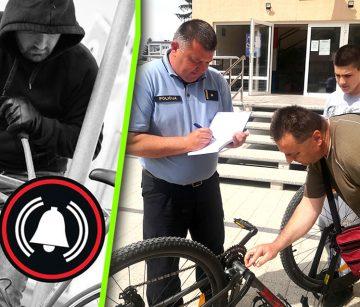 VIŠE OD 600 REGISTRIRANIH BICIKALA Lopovima miliji bicikli bez registarske oznake