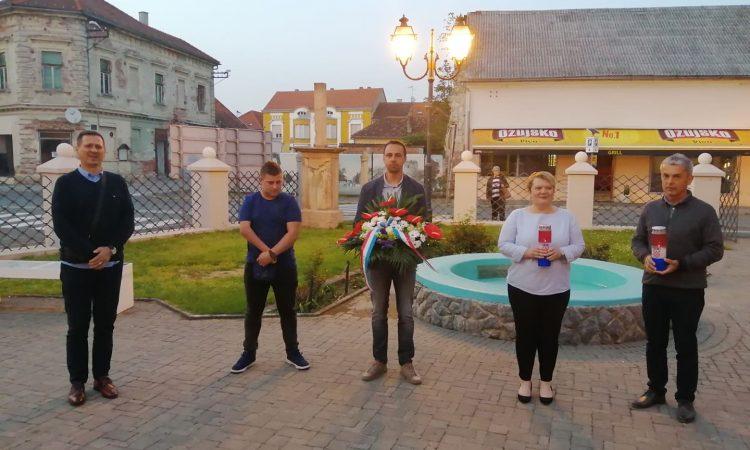 GO HDZ PAKRAC Obilježena 98. godišnjica rođenja dr. Franje Tuđmana