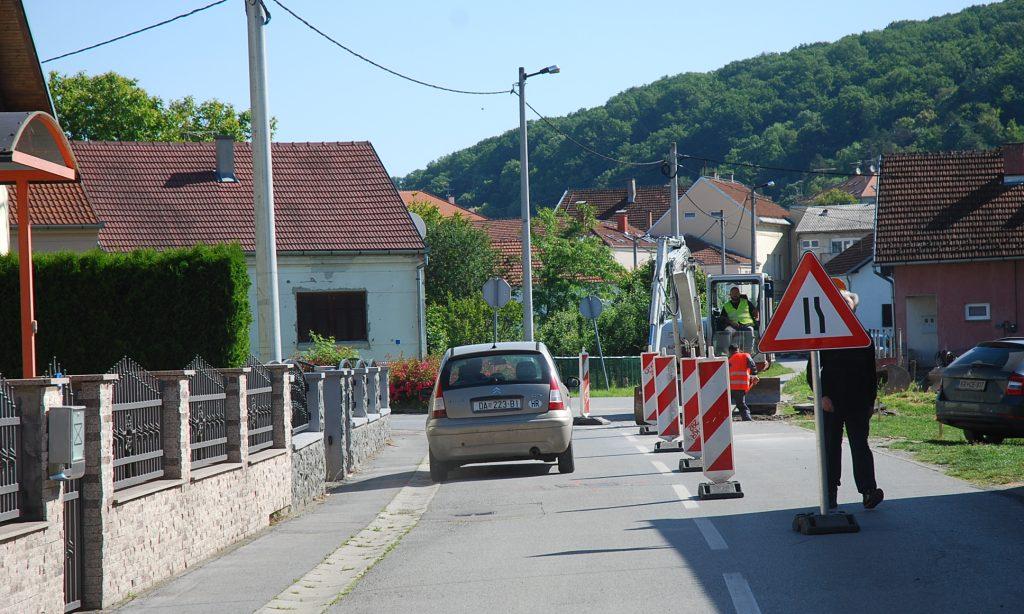 AGLOMERACIJA: Radovi se intenziviraju, promet usporava