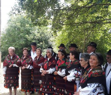 U DONJIM GRAHOVLJANIMA Pravoslavni vjernici proslavili Petrovdan