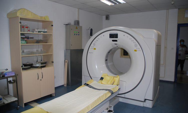 PAKRAČKA BOLNICA Novim CT uređajem poboljšana dijagnostika