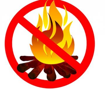 ŽUPAN ALOJZ TOMAŠEVIĆ Zabrana paljenja vatre na otvorenom