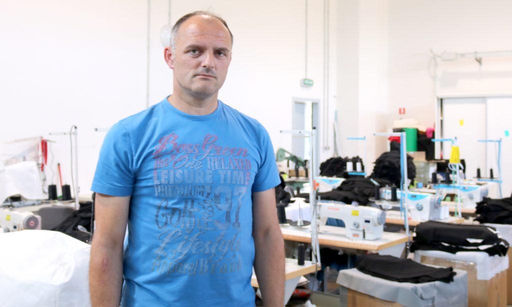 SREĆKO ŽULJ, VLASNIK I DIREKTOR TVRTKE LINTEO  Krenulo je odlično do epidemije