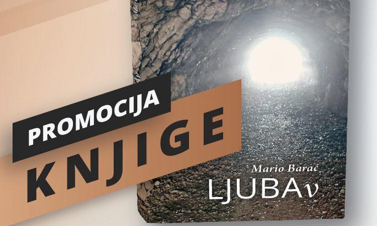 """PROMOCIJA U PETAK Stihovnica """"LJUBAv"""" autora Marija Baraća"""