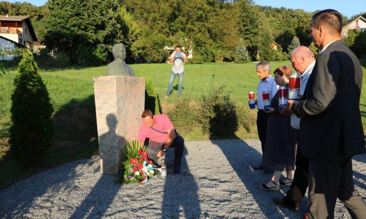 GD HDZ PAKRAC: Sjećanjem na dr. Šretera obilježili obljetnicu osnutka