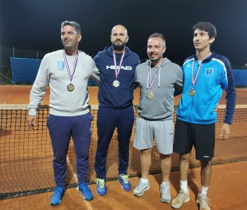 PAKRAC OPEN 2020/PAROVI: Naslov Siščanima, Rosić i Čubrilo uzeli utješni turnir