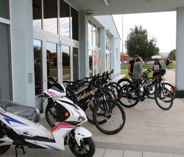 NOVO U PONUDI SPORTSKE ZAJEDNICE: Moguće iznajmljivanje električnih bicikala