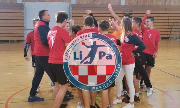RUKOMET (U-15/M): Tijesna pobjeda na otvaranju prvenstva