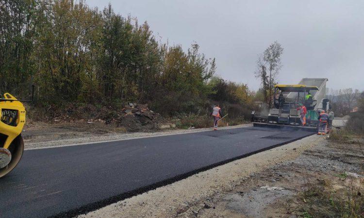 NOVA CESTA: Dovršena prometnica kroz industrijsku zonu