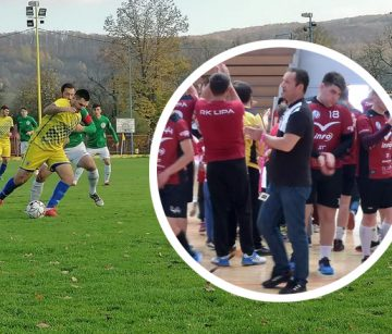 SPORTSKI VIKEND Nogometaši poispadali u Kupu, rukometaši LiPe slavili u derbiju