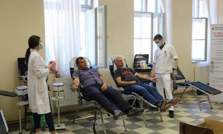 CRVENI KRIŽ PAKRAC U ponedjeljak darivanje krvi