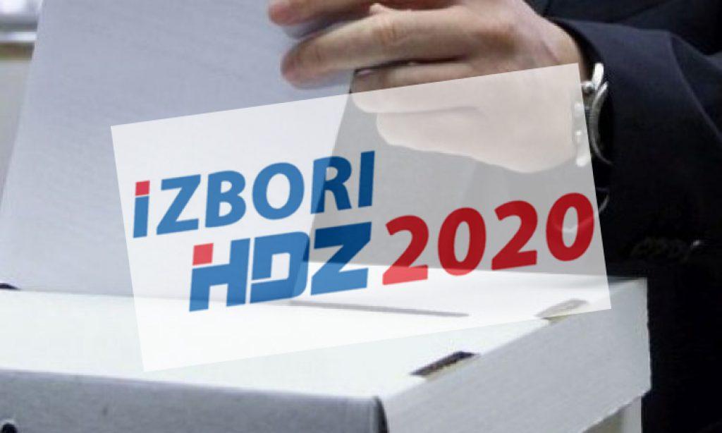 U NEDJELJU: Nastavljaju se izbori u HDZ-u