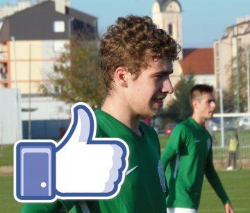 LAJK NA LAJK DO POBJEDE Najbolji igrač Međužupanijskih liga je Alen Grafina!