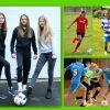 HELENA, MARTINA I ANA: NOGOMETAŠICE IZ PAKRACA U 1. ŽNL Obožavamo nogomet, želimo jednom i u inozemstvo!