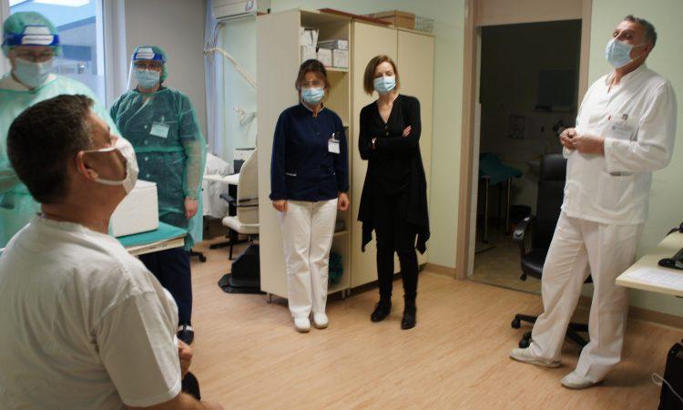 KORONAVIRUS: U Županiji cijepljeno 980 osoba, stanje se smiruje