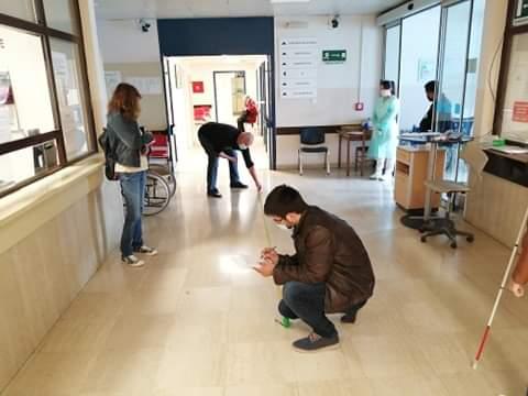 udruga slijepih bolnica