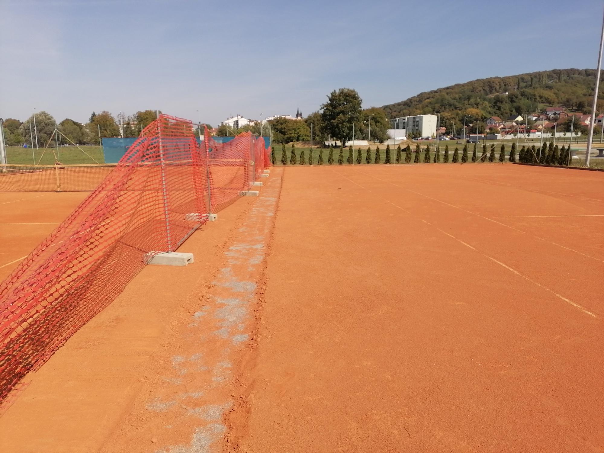 tenis radovi