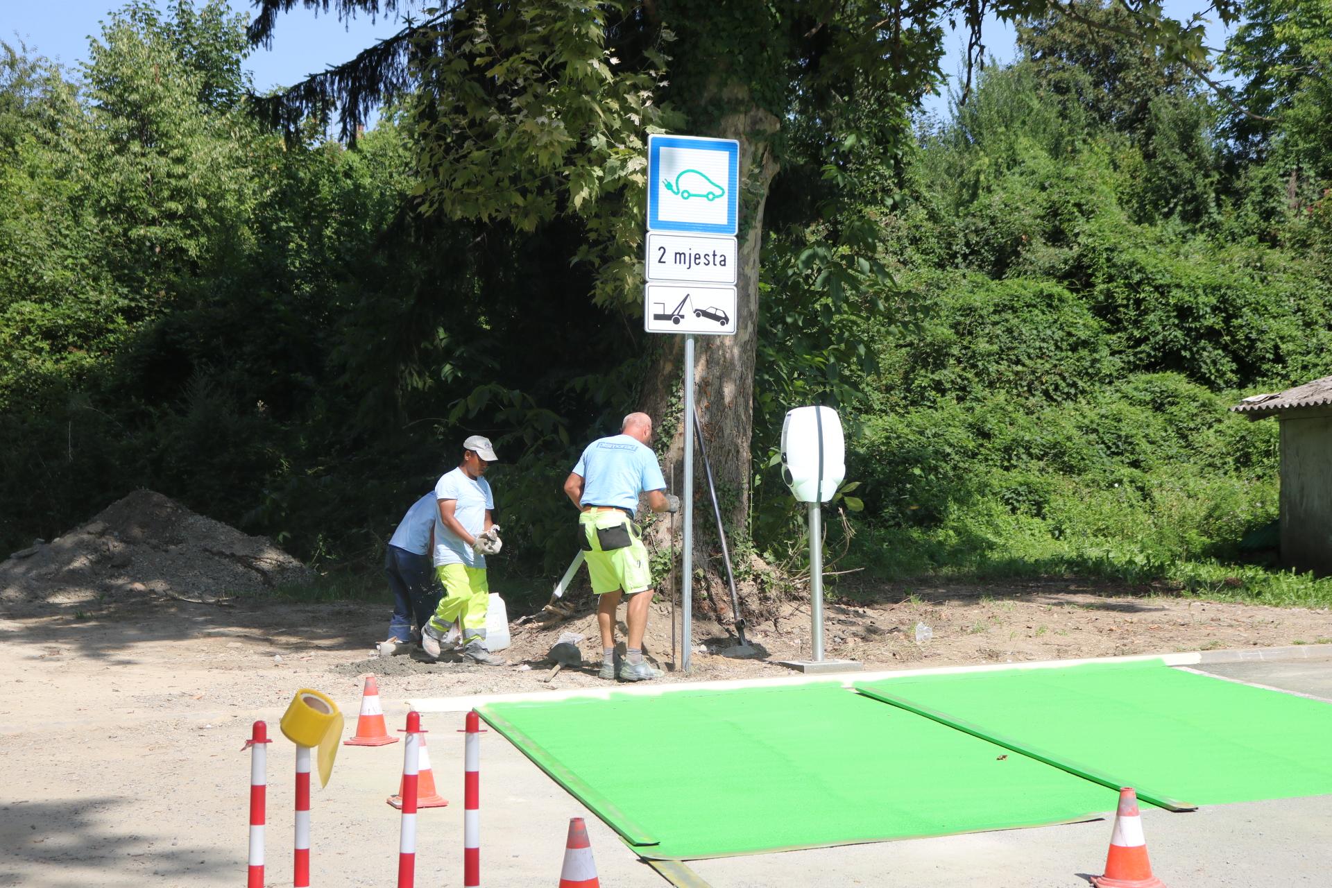 postavljanje signalizacije