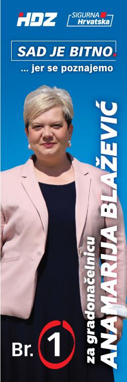 HDZ - lokalni izbori 2021