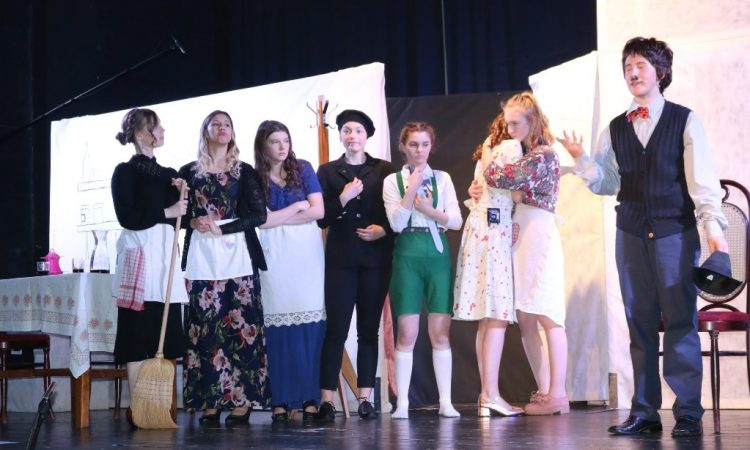 "PRIZNANJE KPD ""SLOGI"": Mjuzikl na festivalu u Vodicama"